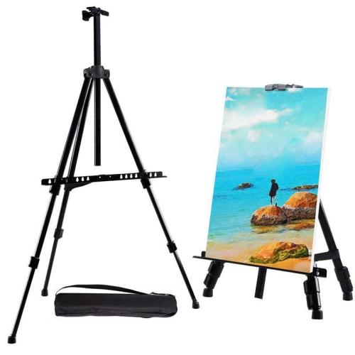 Adjustable Metal Sketch Easel Painting Stand UK AT1042