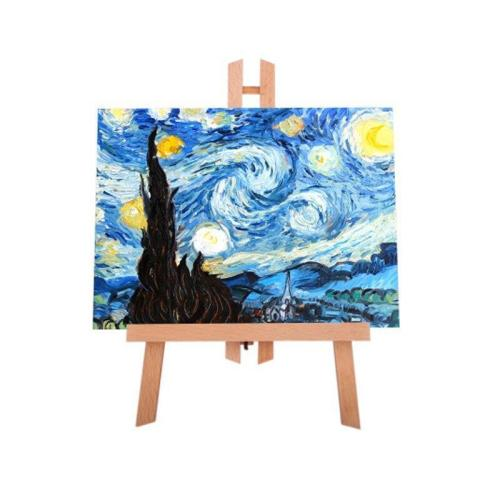 Mini Easel Painting Wood Table Easel Stand UK AT1040