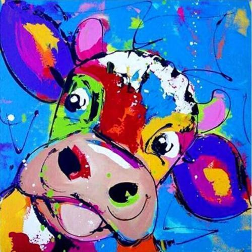 2021 Animal Paint By Numbers Kits Uk NP1830