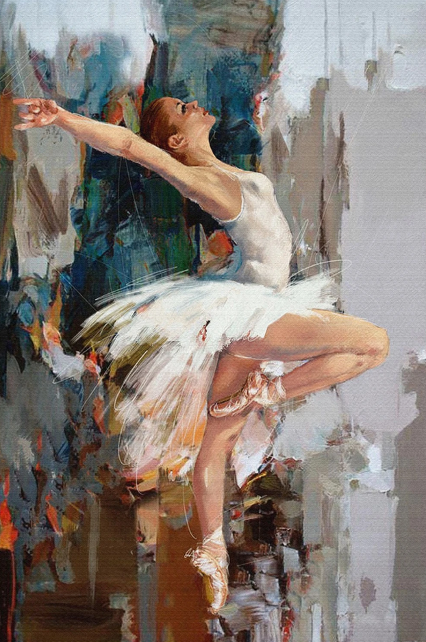 2021 New Arrival Hot Sale Beautiful Dancing Women Diy Paint By Numbers Kits Uk VM95235