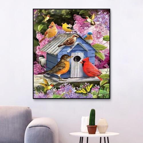 2021 Hot Sale Animal Diy Paint By Numbers Kits Uk Y5528