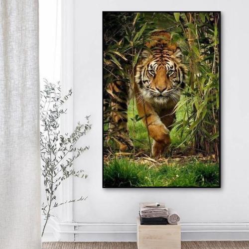 2021 Hot Sale Animal Diy Paint By Numbers Kits Uk VM92175