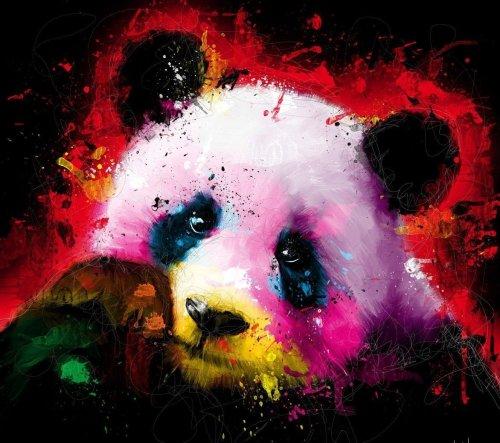 2021 Best Hot Sale Panda Paint By Numbers Kits UK VM30062
