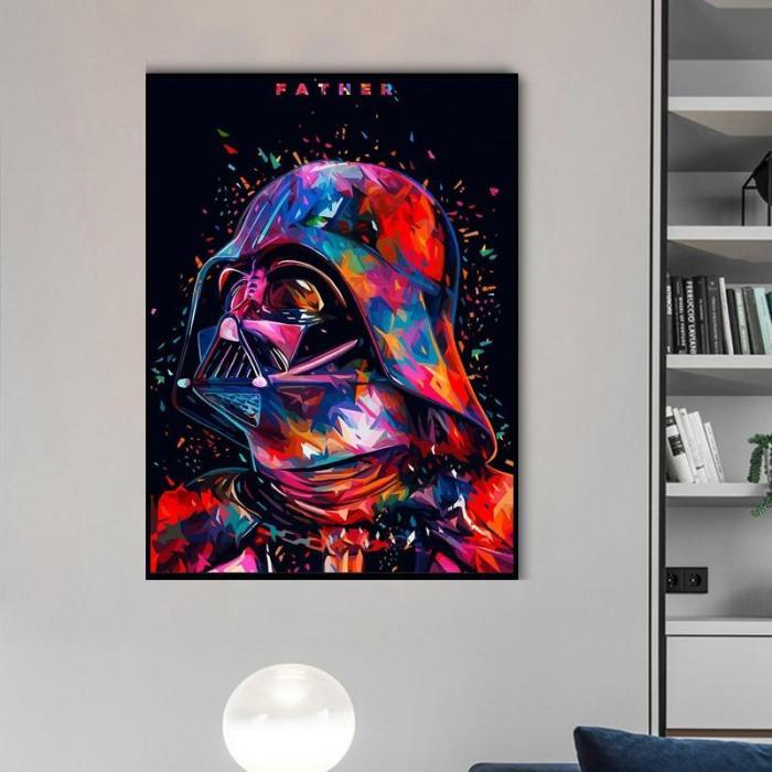 2021 Hot Sale Color Alien Diy Paint By Numbers Kits Uk VM00026