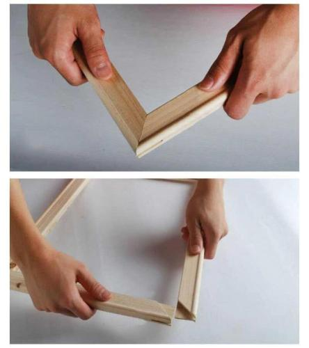 Diy Frame Wooden Combination PBNT1202