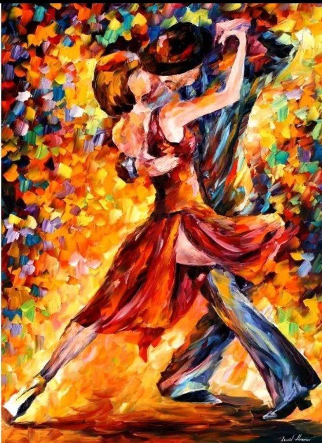 Dancer Portrait Diy Paint By Numbers Kits VM92785
