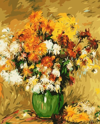 Van Gogh Sunflower Diy Paint By Numbers Kits BN95240