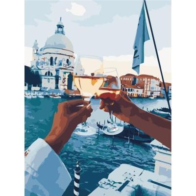 Romantic People Diy Paint By Numbers Kits BN96295