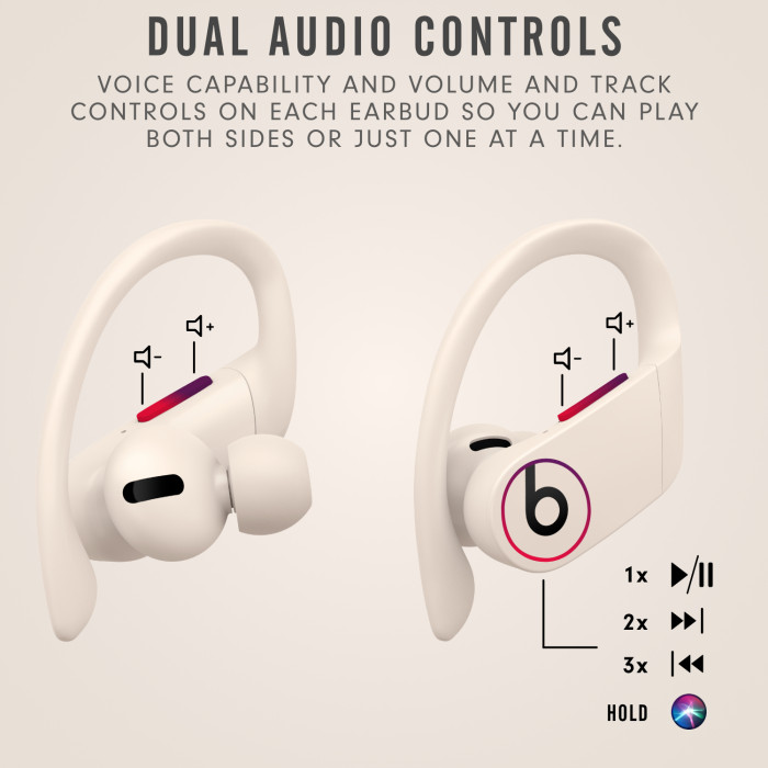 Beats Powerbeats Pro Totally Wireless Earphones – Ivory