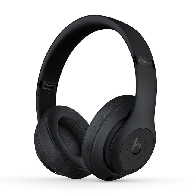 Beats Dr.Dre Studio3 Wireless Over Ear Headphones – Matt Black