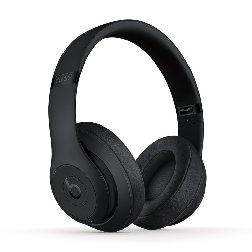 Beats Dr.Dre Studio3 Wireless Over Ear Headphones – Matt Black