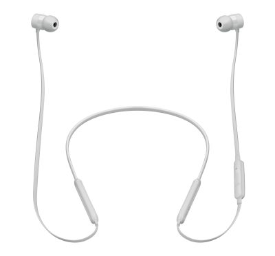 Beats X Earphones – Matt Silver