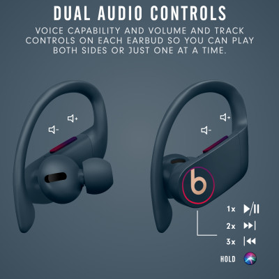 Beats Powerbeats Pro Totally Wireless Earphones – Navy
