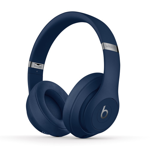Beats Dr.Dre Studio3 Noise-Cancelling Bluetooth Wireless – Blue