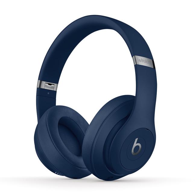 Beats Dr.Dre Studio3 Noise-Cancelling Bluetooth Wireless – Blue
