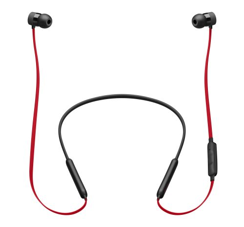 Beats X Earphones – Defiant Black-Red