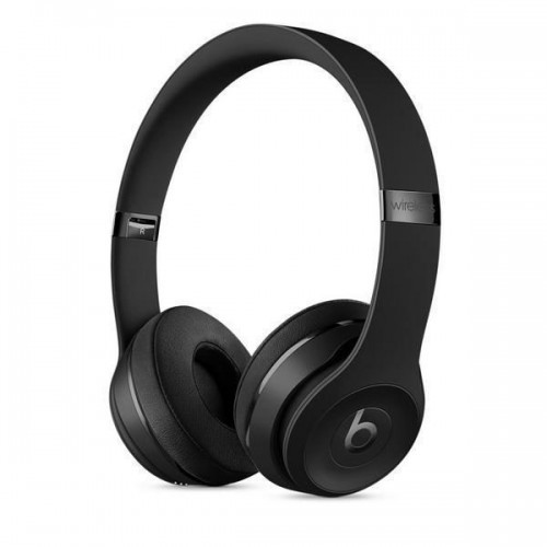 Solo3 Wireless On-Ear Headphones - Black