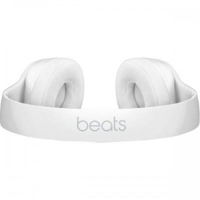 Solo3 Wireless On-Ear Headphones - Gloss White