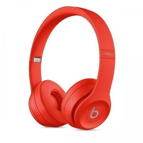 Solo3 Wireless On-Ear Headphones - Red