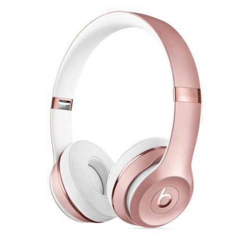 Solo3 Wireless On-Ear Headphones - Rose gold