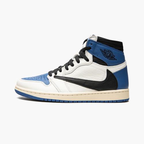 Fragment Design x Travis Scott x Air Jordan 1 Retro High