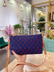 $30-9079# 29  split leather,AAA good quality, no box Size:28X17X10CM