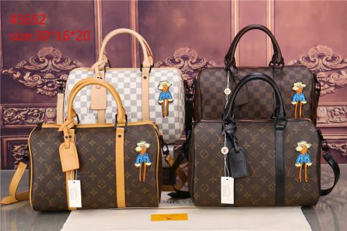 $88-45652# 130 split leather,AAA good quality, no box , size : 30X16X20cm