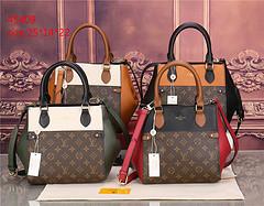 $88-45409# 130 split leather,AAA good quality, no box , size : 25X14X22cm
