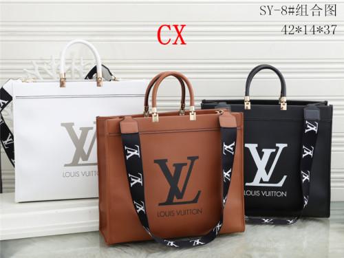 $58-SY8# 70  split leather,AAA good quality, no box Size:42X14X37CM