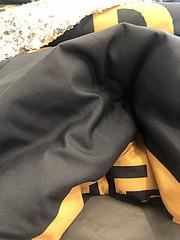 $100 A-311 Material:cotton  Four-piece set  size:1pc Duvet cover(200x230cm) +1pc bedsheet(240x250cm)+2pcs pillow case(45x74cm)