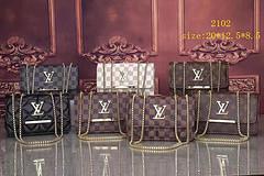 $45-2102# 45 split leather,AAA good quality, no box Size:20X12.5X8.5CM