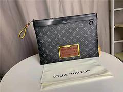 $55-M69256# 70- 36X25X2CM split leather,AAA good quality, no box  36X25X2CM