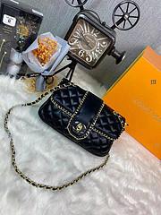 $45-004#48-26X14X6CM- offer split leather,AAA good quality, no box