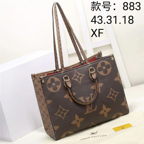 $58-883# 60 offer split leather,AAA good quality, no box size 43X31X18CM