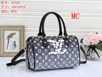 $45-41526# 50 offer split leather,AAA good quality, no box size 30X16X19CM