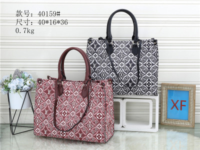 $50-40159# 65 offer split leather,AAA good quality, no box size 40X16X36CM