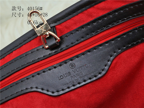 $50-40156# 65 offer split leather,AAA good quality, no box size 44X16X28CM