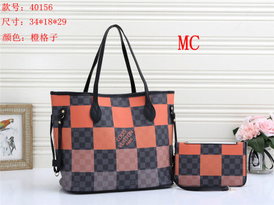 $48-40156# 55 offer split leather,AAA good quality, no box size 34X18X29CM