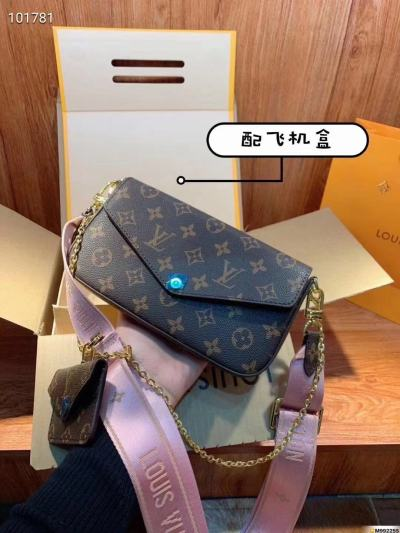 $45-60 High quality leather 1:1  With box size 21CM