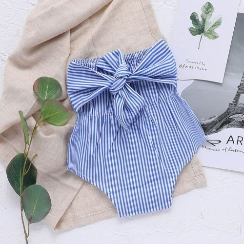 Baby 3D Bow Romper