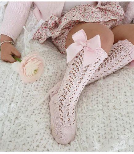 Mesh Lace Sock