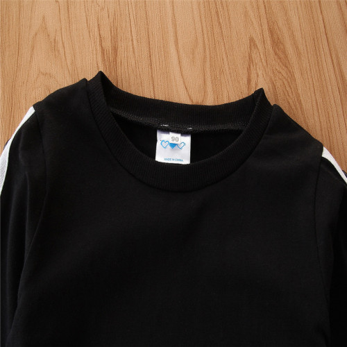 Bow Long-sleeve Pullover