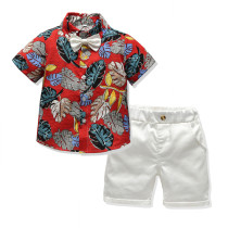 Vacation Short T-shirt Set