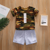 2pcs Camouflage Set