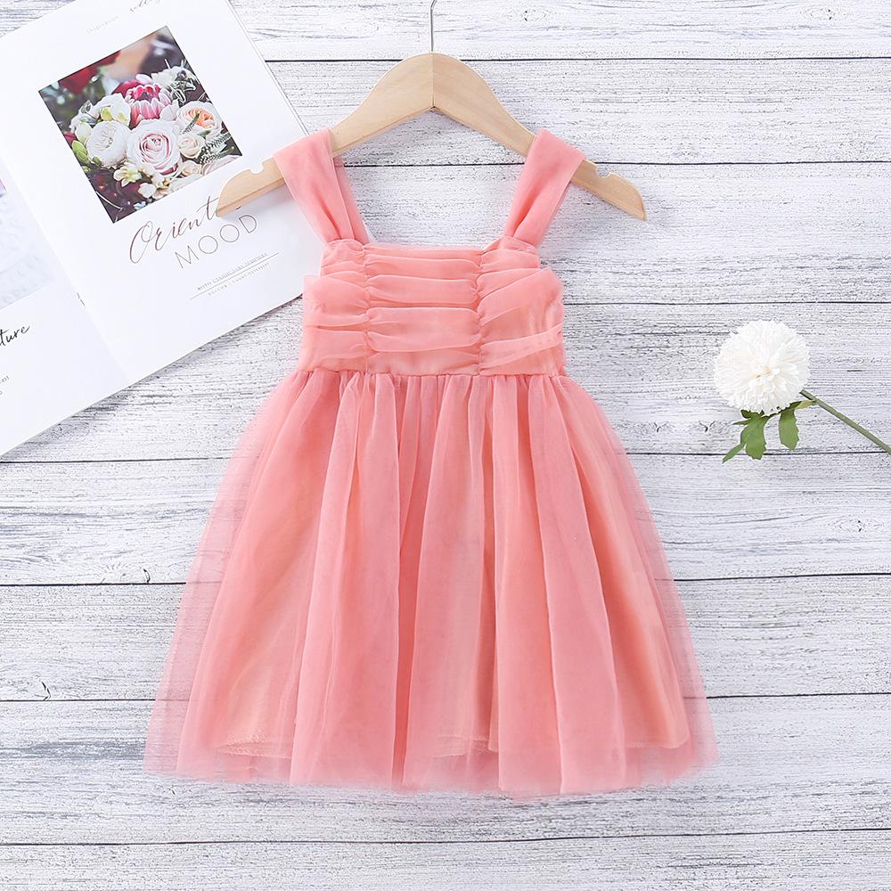 Sling Mesh Dress