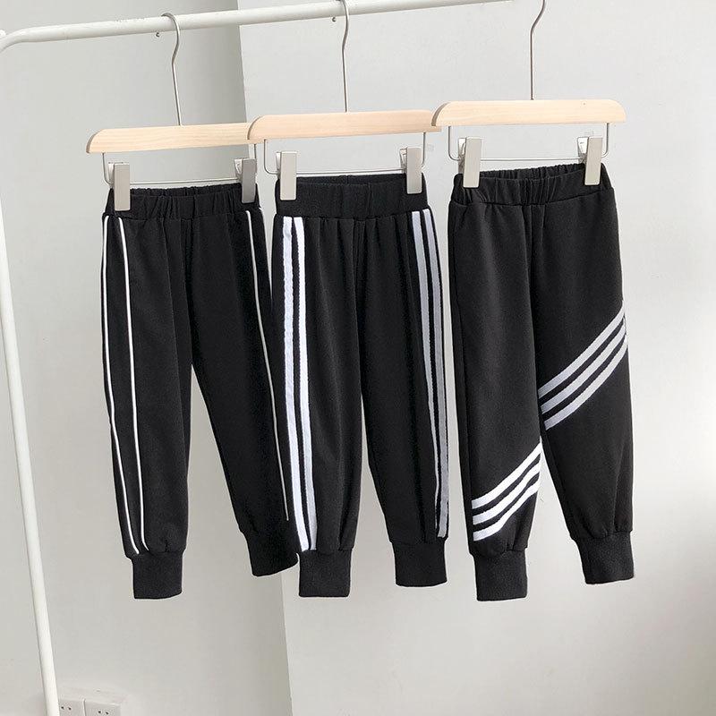 Stripe Long Pant