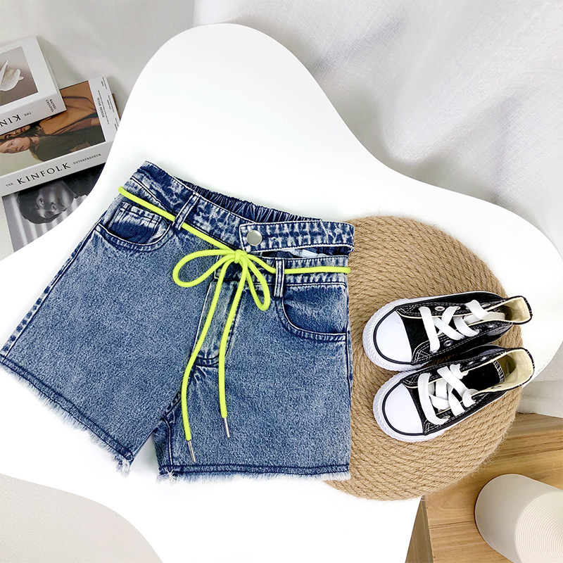 Short Denim Pant