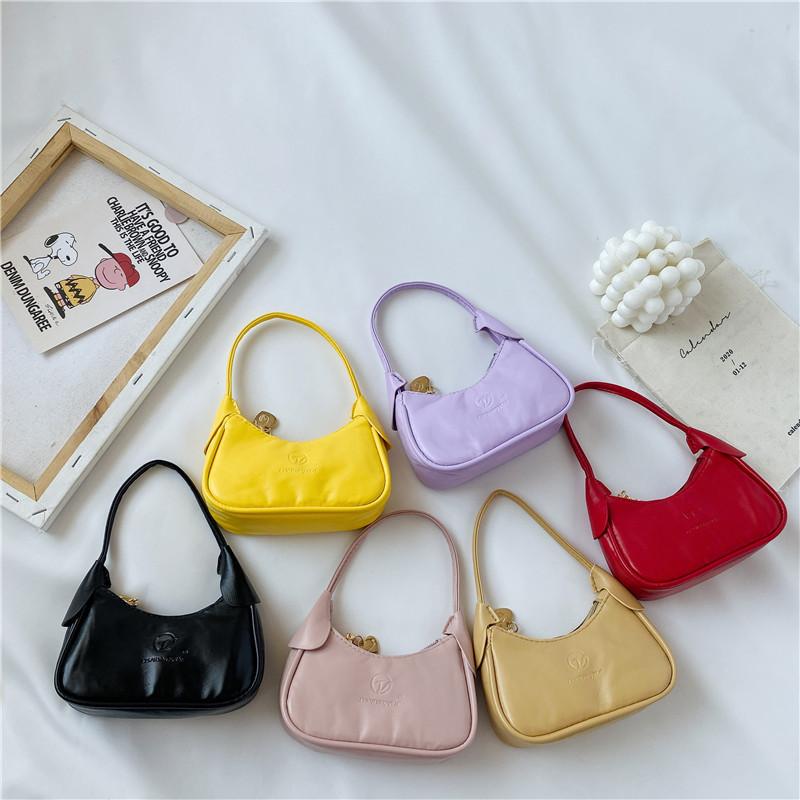 Candy Colored Bandbag