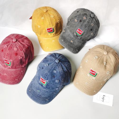 Alphabet Baseball Cap Hat