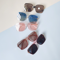 Retro Square Glasses